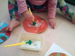 peinture essoreuse à salade