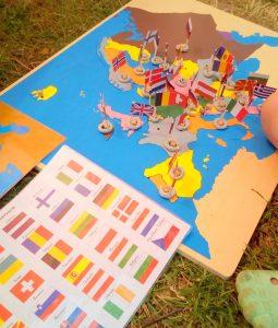puzzle montessori