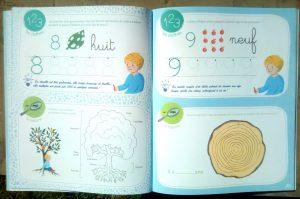 cahier montessori activités