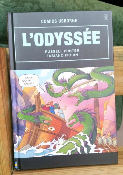 odyssée comics usborne
