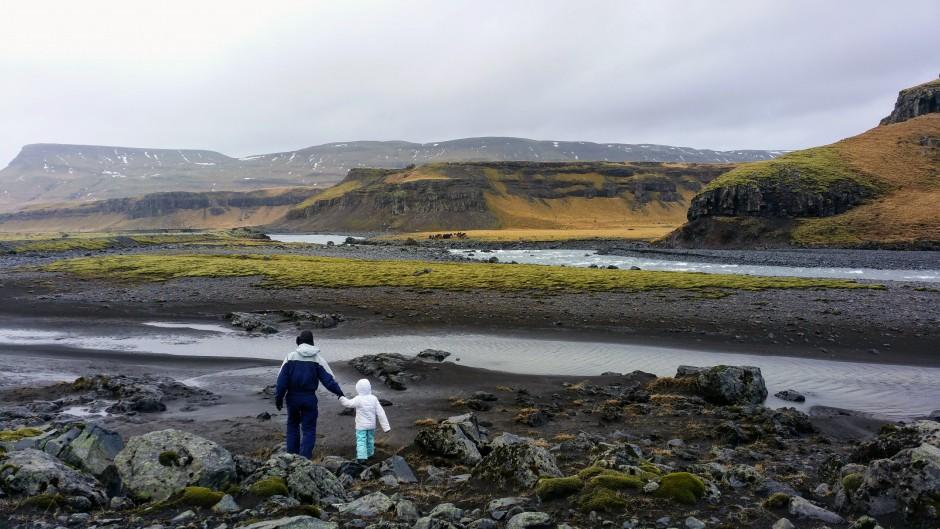Road trip famille Islande