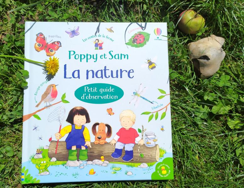 livre enfant sur la nature