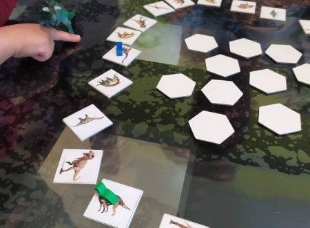 jeu de société sur les dinosaures imprimer