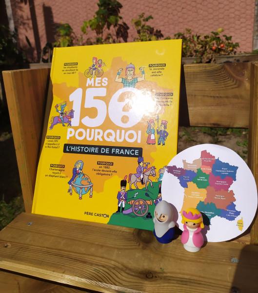 Découvrir l'histoire de France primaire
