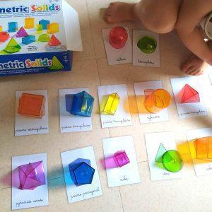 les solides géométrie