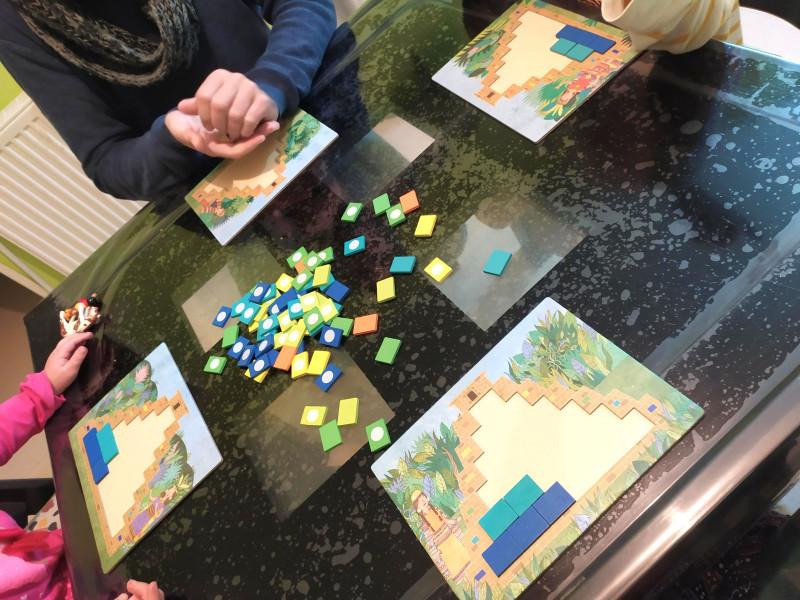 tulum, jeu de société, stratégie, audace