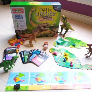 jeu de société dinosaures
